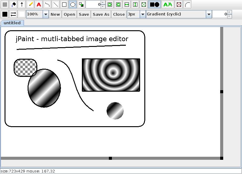 Jfpaint Paint Software Windows Xp 7 8 Pc Ebay