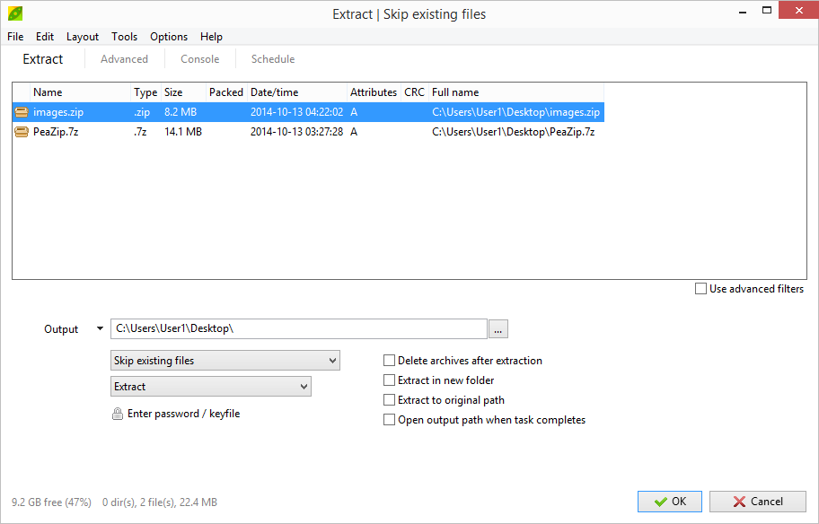 Details about PEAZIP - ZIP WINZIP UNZIP RAR File Compression Software  Program CD WINDOWS PC